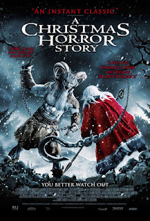 Watch A Christmas Horror Story (2015) movie free online