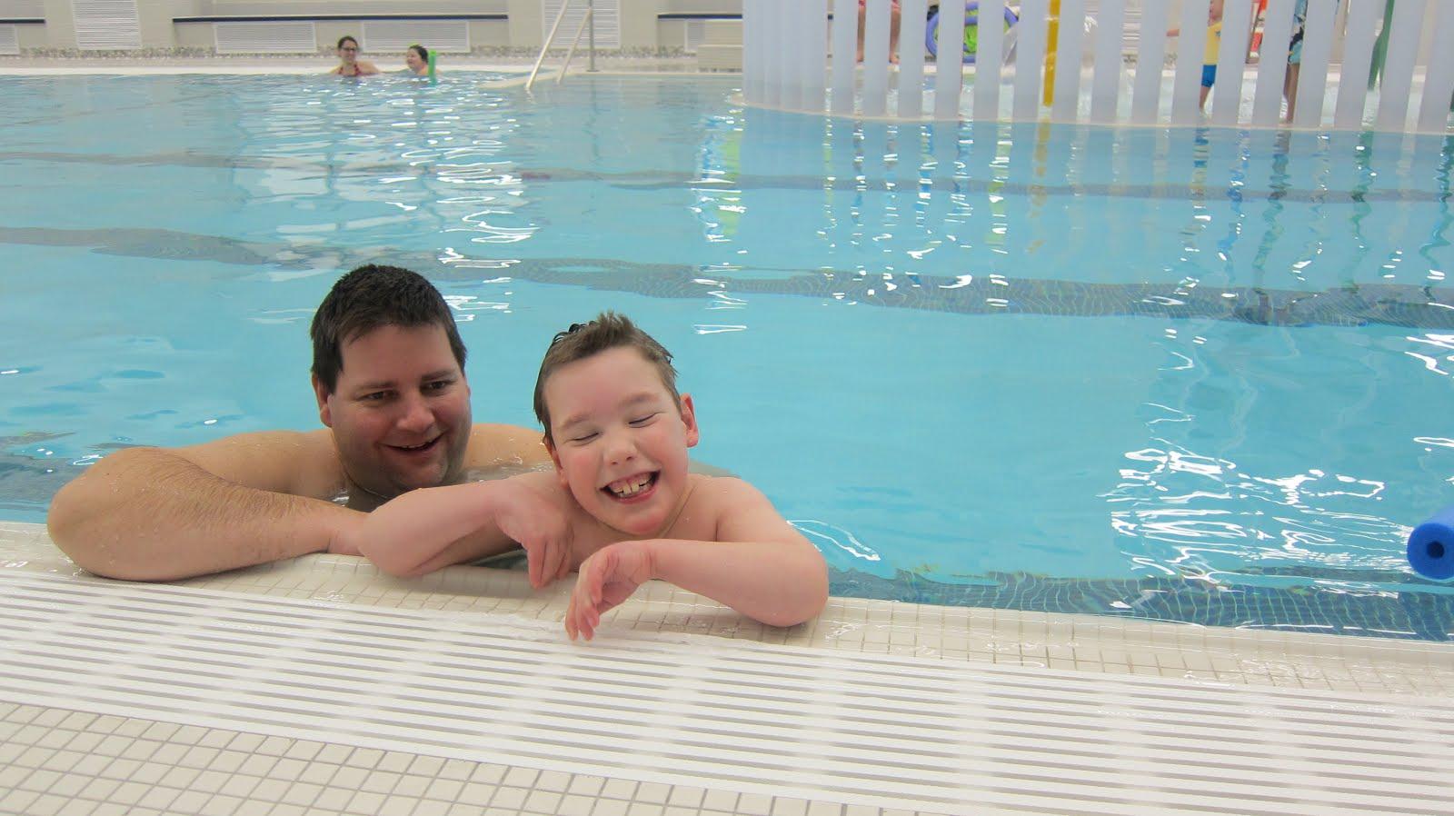 Cameron jackson swimming pool