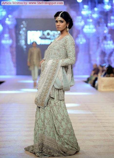 PFDC Bridal Week 2014-2015 Day-3 | Nida Azwer