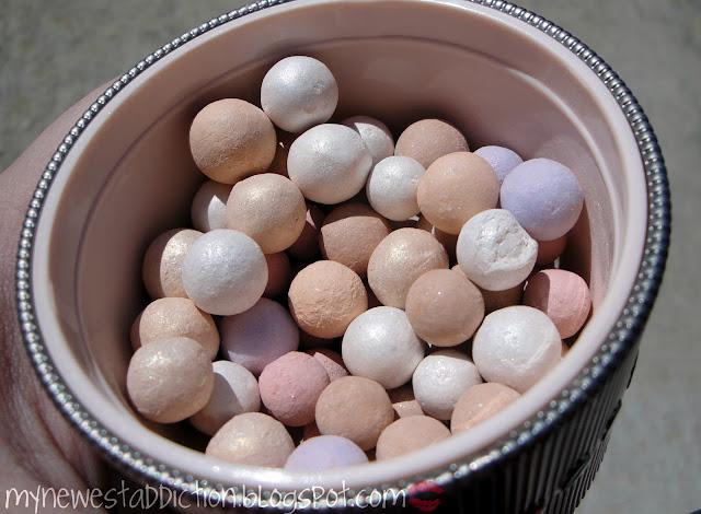 guerlain meteorites ballz teint beige makeup beauty cosmetics