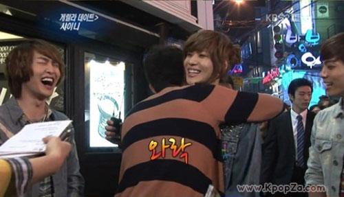 Taemin(SHINee) เป็นที่ชื่นชอบของหนุ่มๆ !!!