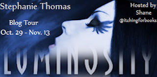 {ARC Review+G!veaway} Luminosity by Stephanie Thomas