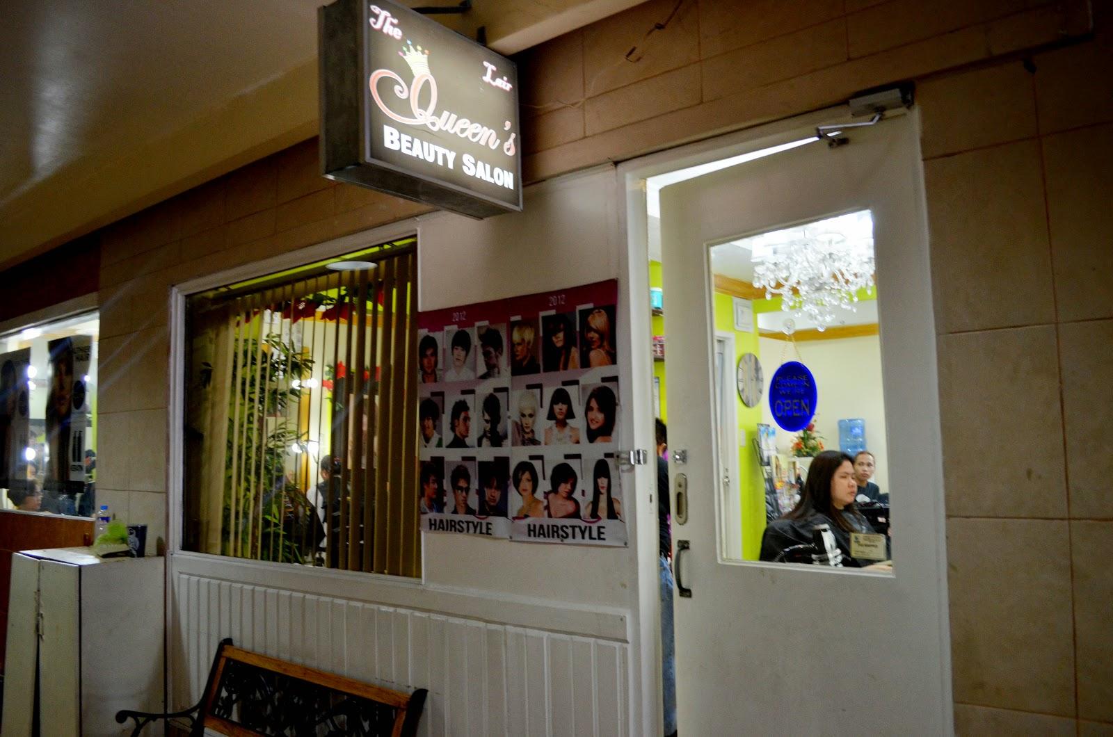 queens hair salon
