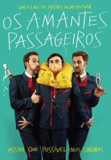 Os Amantes Passageiros – Legendado (2013)