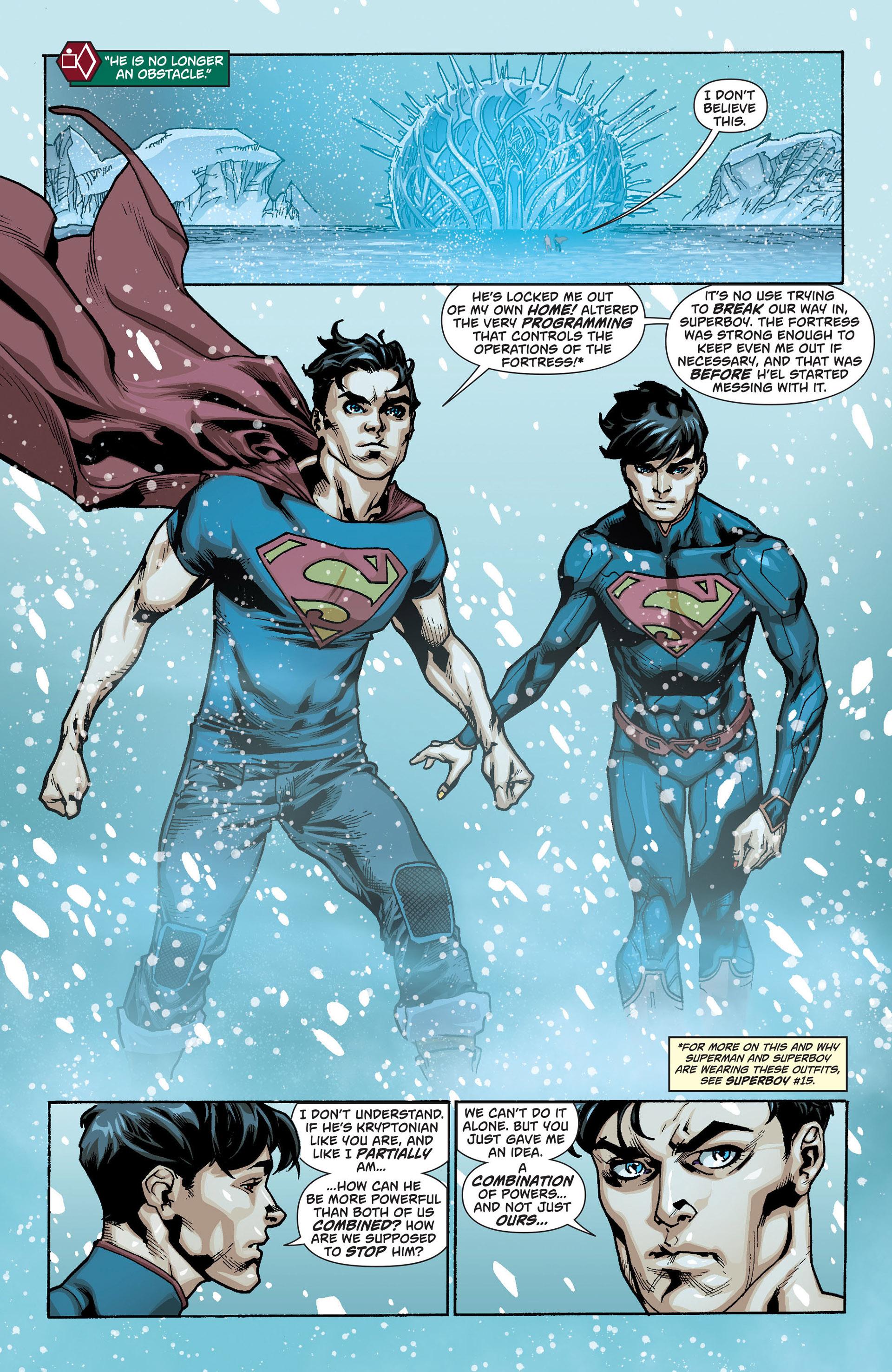 Supergirl (2011) Issue #15 #17 - English 8