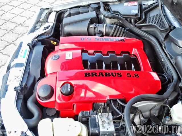 brabus 5.8 engine