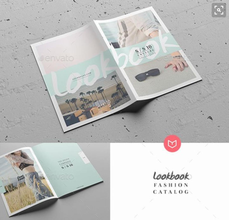 10 Fashion Clothing Catalog Templates to Boost Your Business _ Fashion catalog design ideas