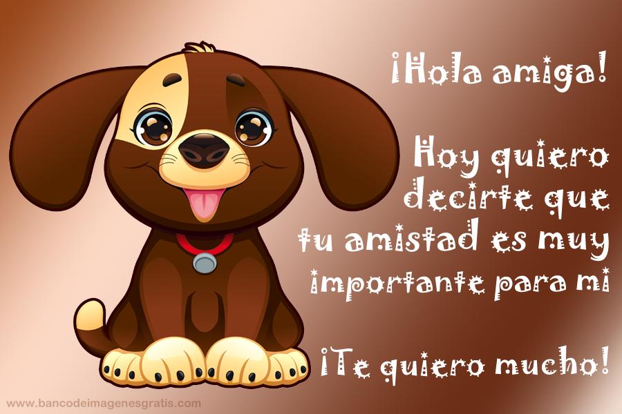 Imagenes De Hola Amigo | hola buena tarde poster sully ...