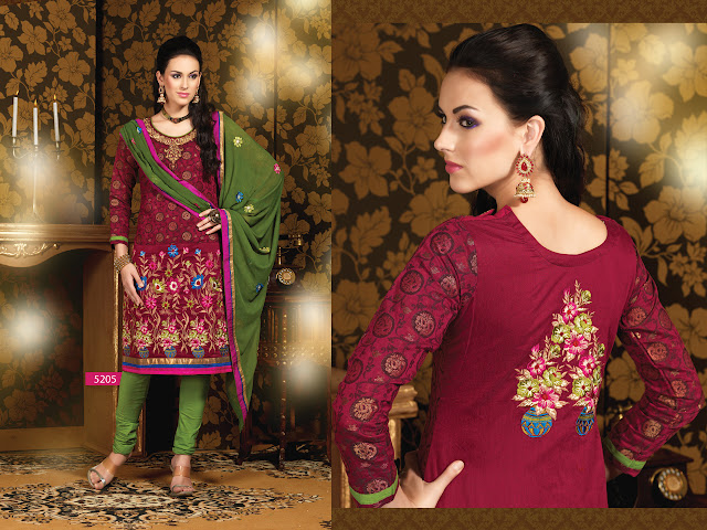 Designer Salwar Kameez Suits, Party Wear Churidar Salwar Kameez in Kolkata