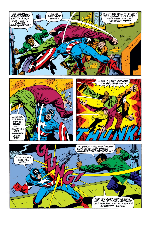 Captain America (1968) Issue #157 #71 - English 3