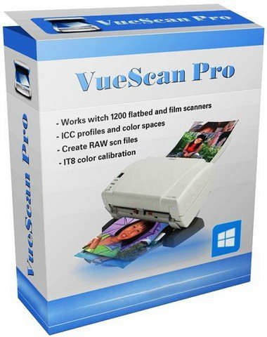 vuescan professional edition: