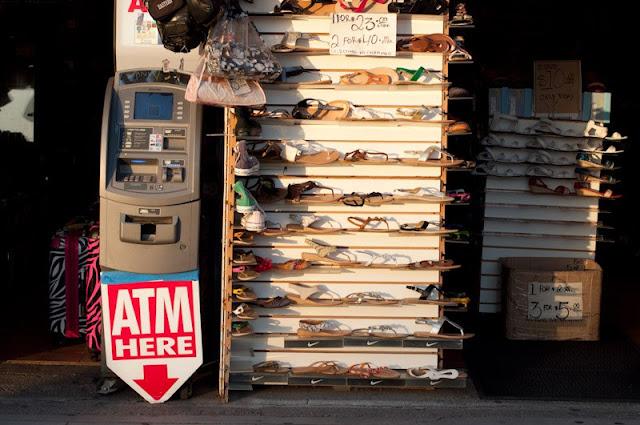 Atm, automatic teller machine, cash, tim macauley, timothy macauley, art, series, fine art, USA, LA, los angeles, venice beach city, you won't see this at moma, photography, photograph, cash out,