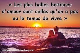 Phrase d'amour belle