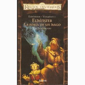 Ahora leo: Elminster - La forja de un mago