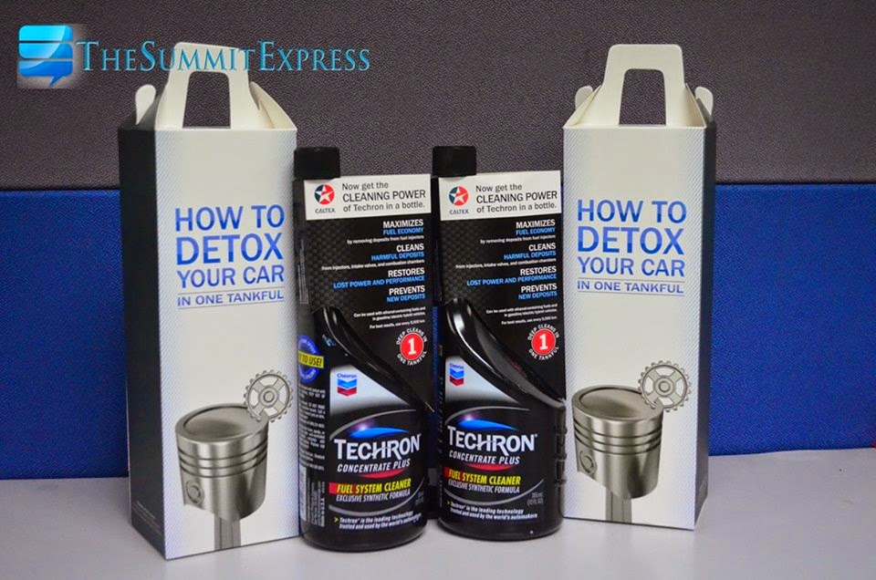 Techron Concentrate Plus (TCP) now available in the Philippines