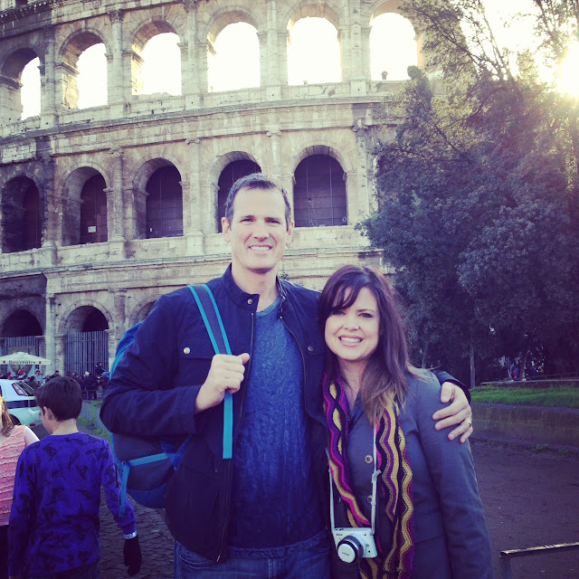 There's No Place like Rome for the Holidays! Day Two; Mediterranean Cruise Part 4