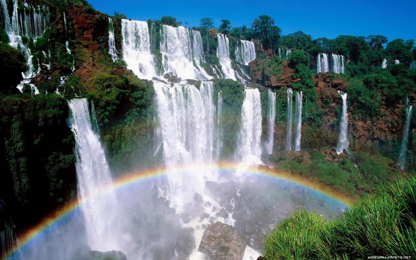 Top Wallpaper High Quality Waterfall - Rainbow_waterfall  Graphic_94153.jpg