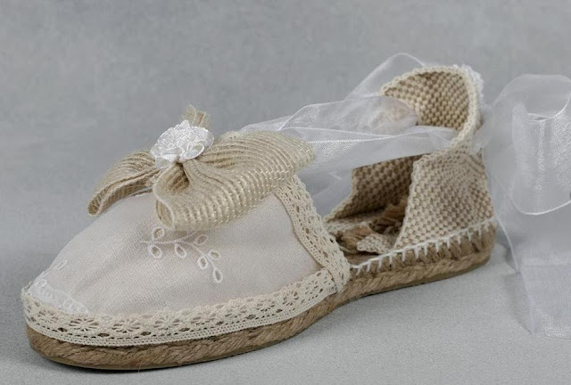 alpargatas niña comunion bautizo boda damas de honor luz martin blog mama de noa