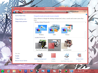 [ Theme Win 8 ] God Eater 2 5