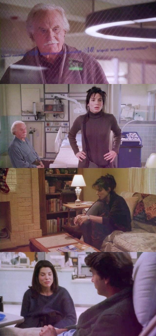 Mientras Dormias (1995) HD 720p Latino