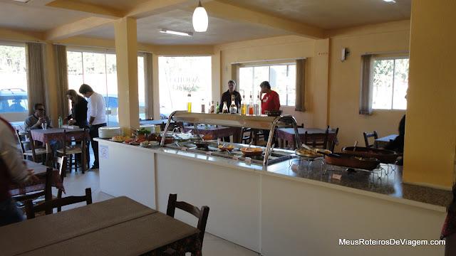 Restaurante Aquilo Tudo - Urubici/SC