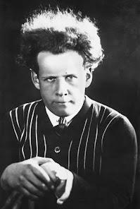 Sergei Eisenstein--Jan. 22