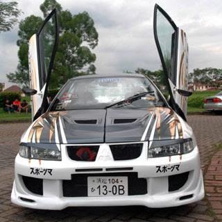 foto mobil mobil modifikasi
