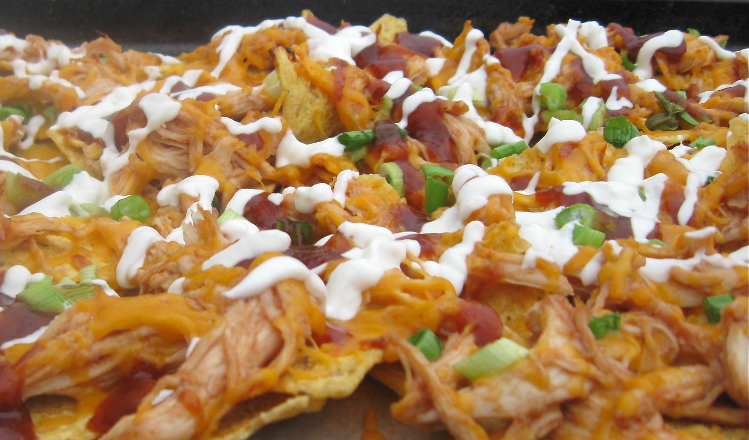 Tierney Tavern: Barbecue Chicken Nachos