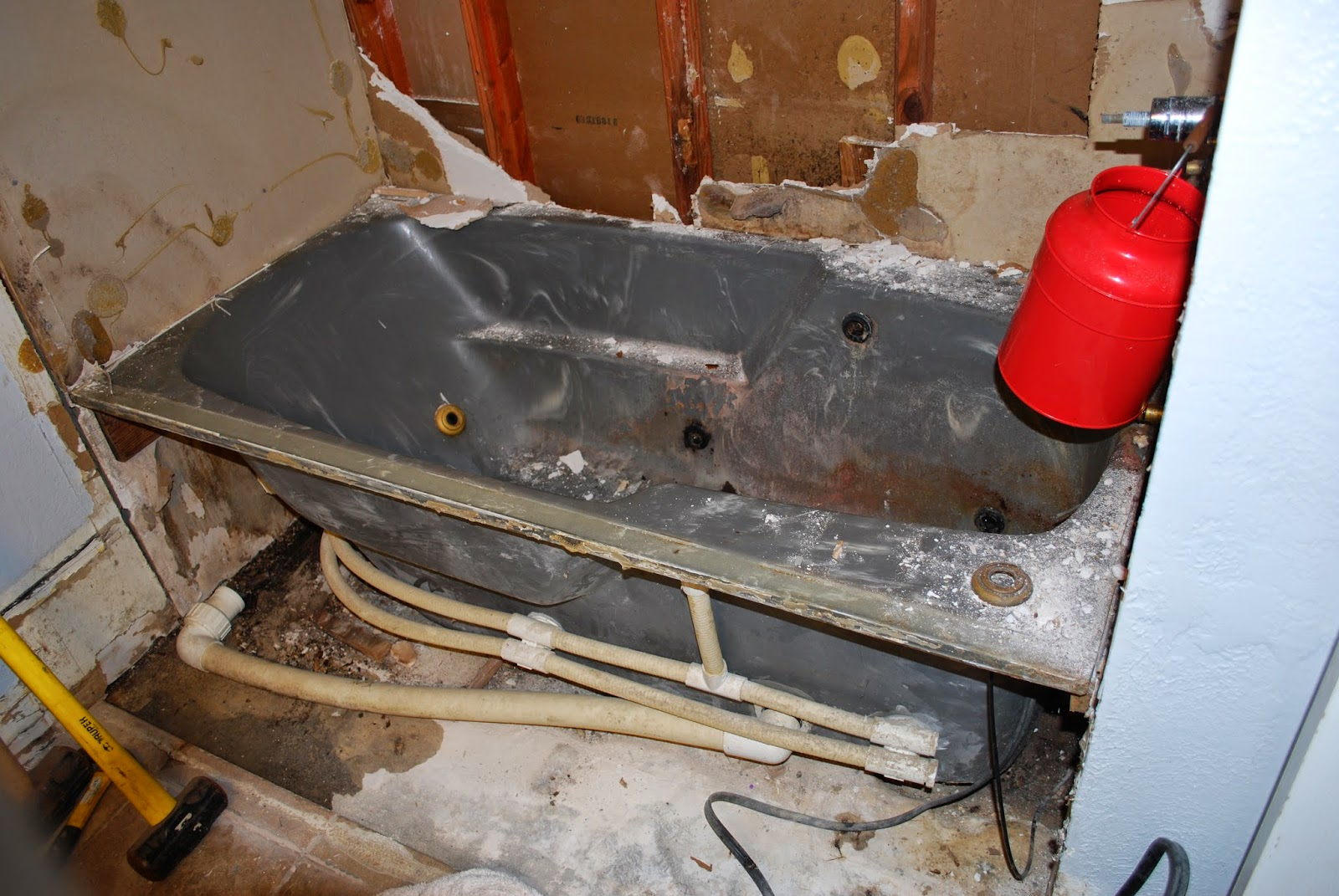 demo jacuzzi tub