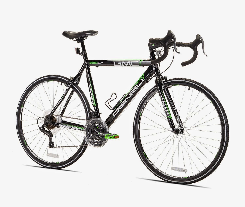 Exercise Bike Zone: GMC Denali Road Bike, Men & Women's ...