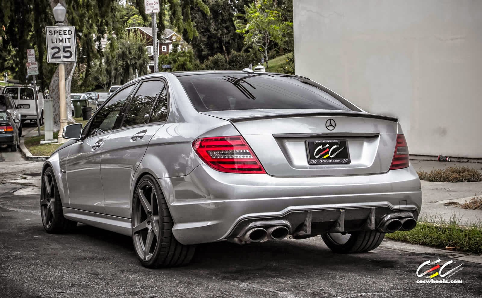 c63 amg supercharged