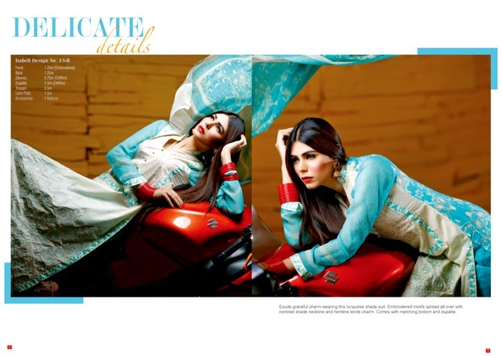 Ittehad Eid Collection 2014