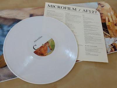 Microfilm : AF127, le vinyl
