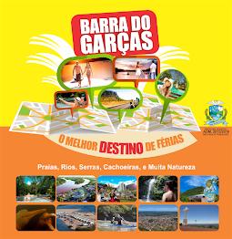 Visite Barra do Garças-MT