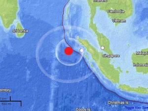 Video Gempa Di Aceh 11 April 2012 Terbaru