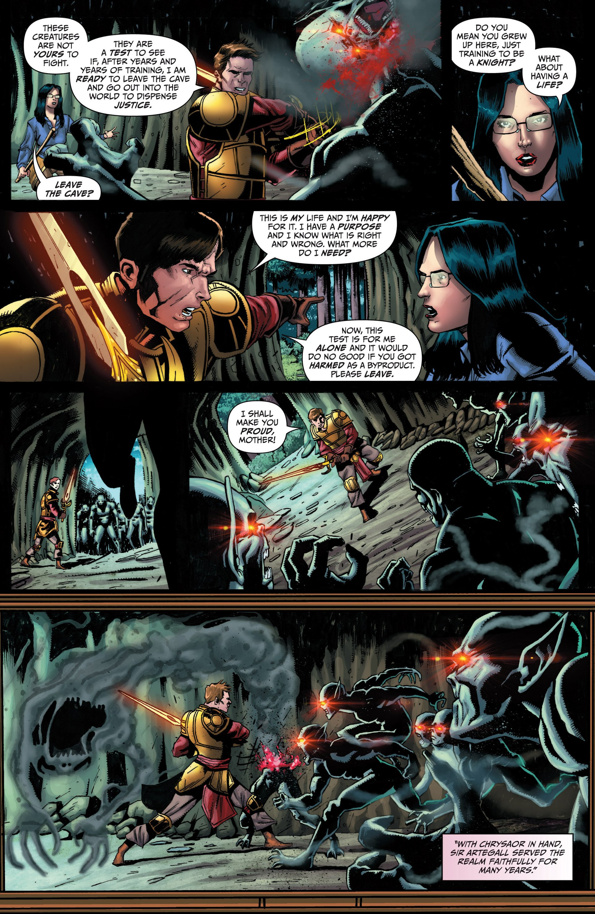Grimm Fairy Tales (2005) Issue #93 #96 - English 19
