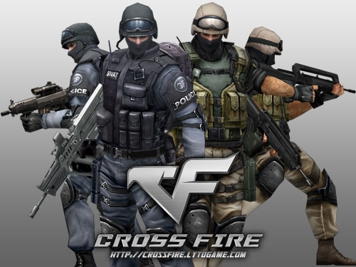 Cheat Wallhack Crossfire Terbaru