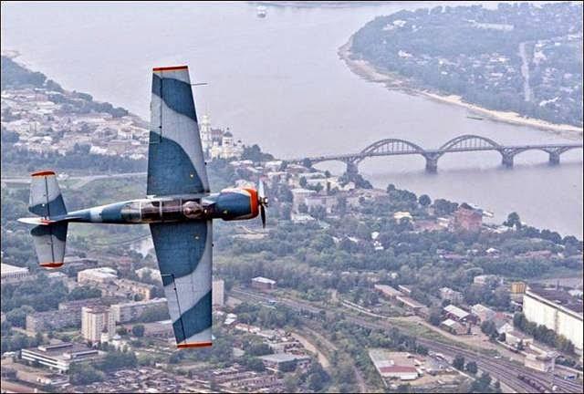 Honing techniques aerobatics. Club RDSTO Rybinsk
