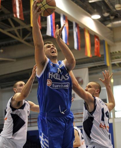 Στο All Star Game U18  της FIBA Europe  ο Διαμαντάκος