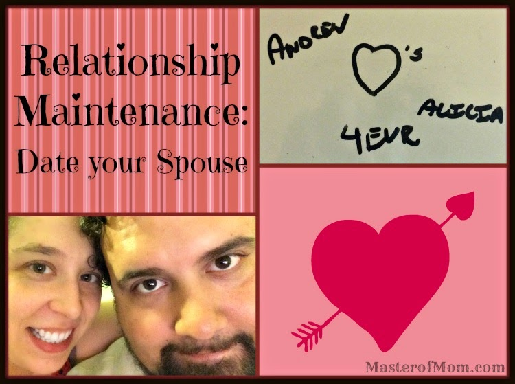 Relationship Maintenance, Date Your Spouse