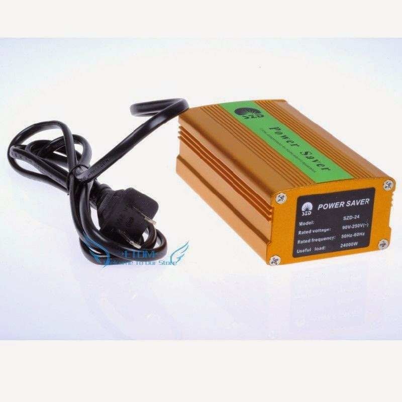 24000W Power Energy Saver Electricity Save up to 35% Money 90-250V Home Office
