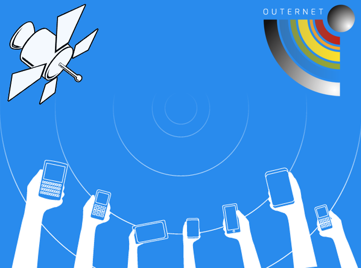 Outernet free wifi internet access