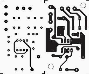 un temporisateur  u00e0 dur u00e9e fixe  u00e0 base de circuit int u00e9gr u00e9 ne555