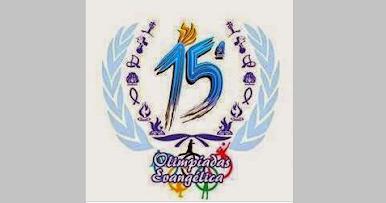 15ª Olimpíadas Evangélica