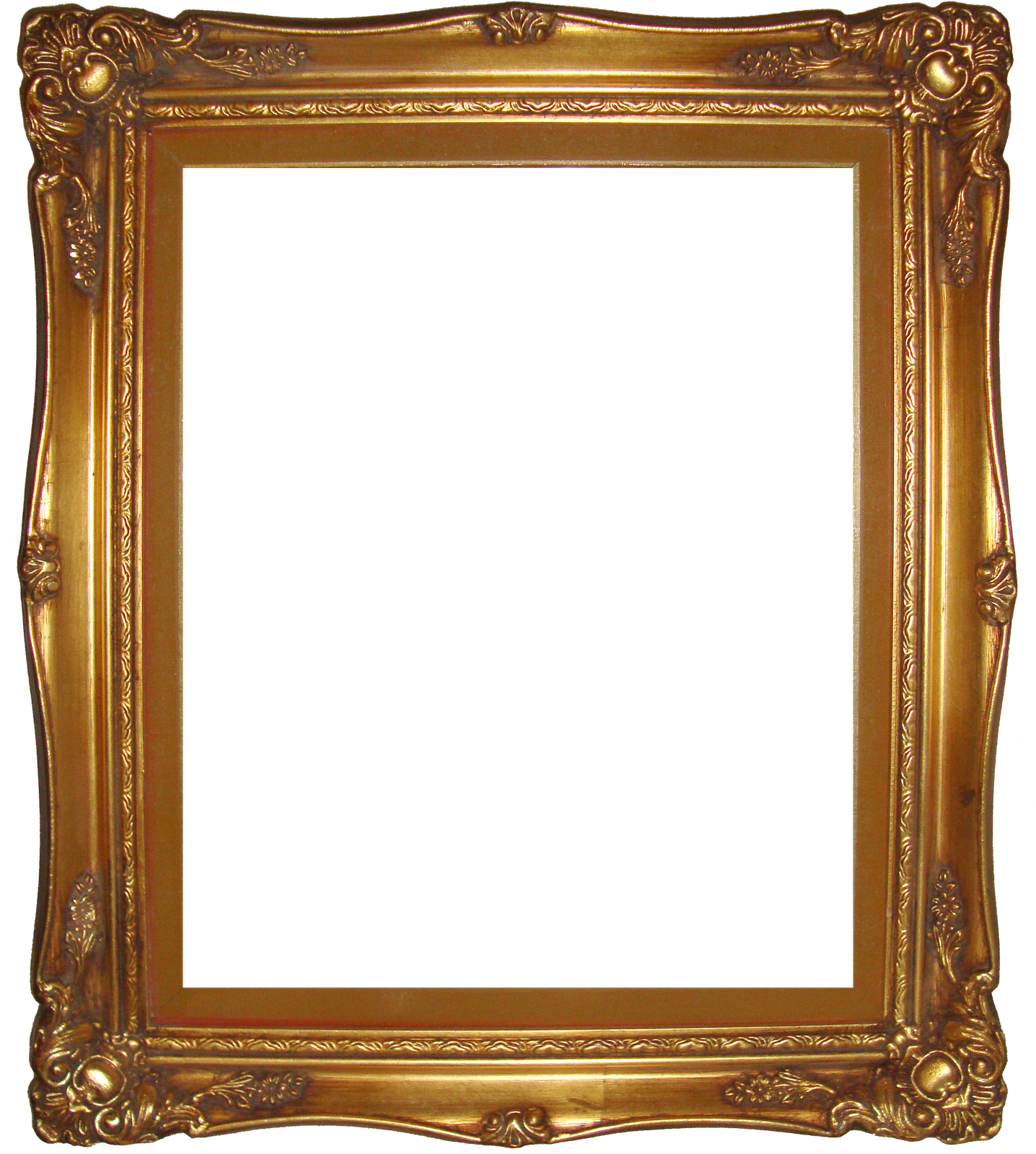 Antique Gold Picture Frames Free