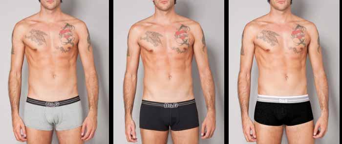 Oferta ropa interior dolce gabbana hombres ropa la web for Oferta ropa interior hombre