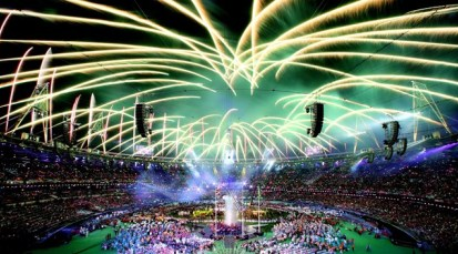 Penutupan Paralimpiade
