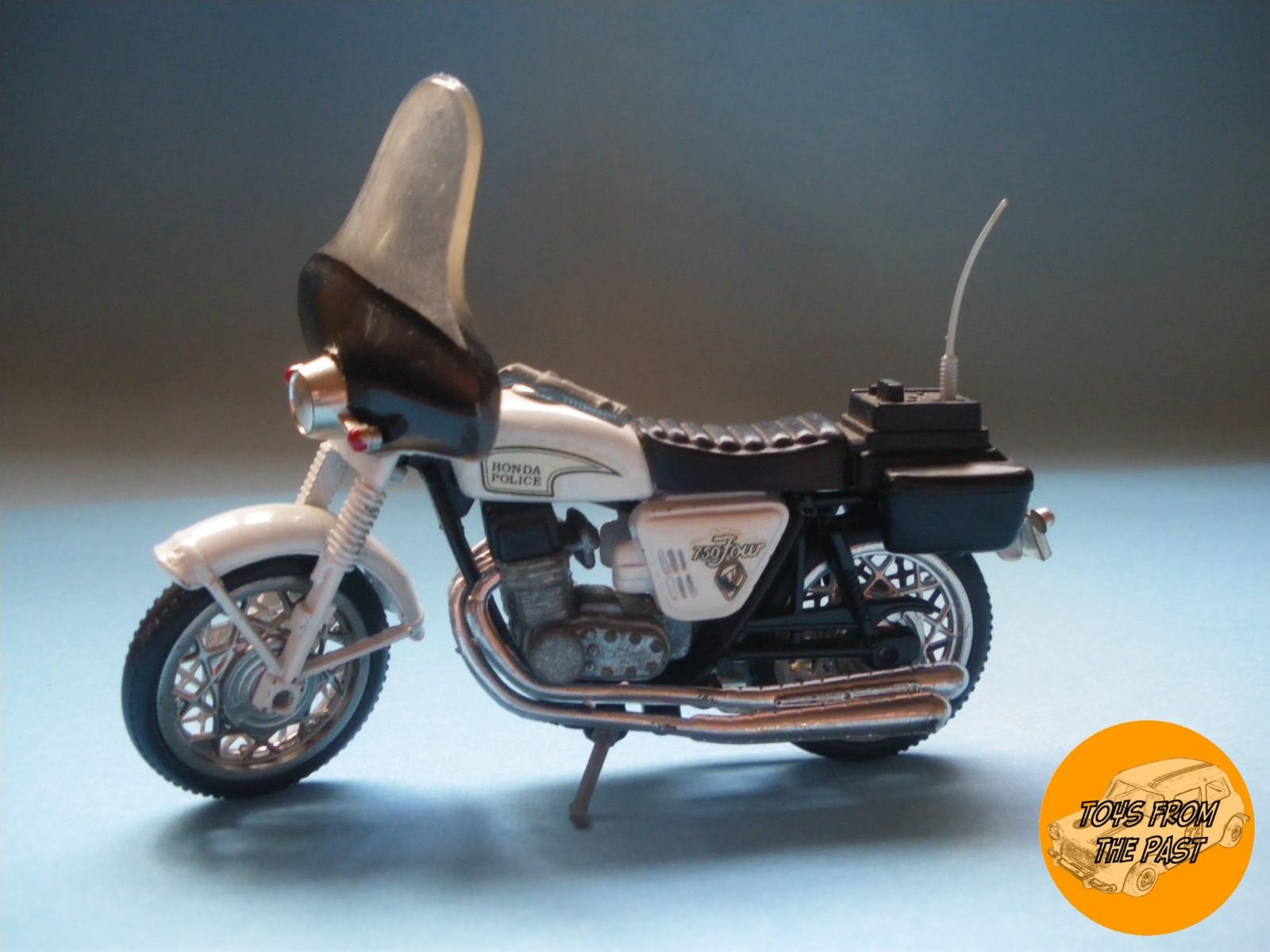 Diecast Motorcycles Honda Shadow
