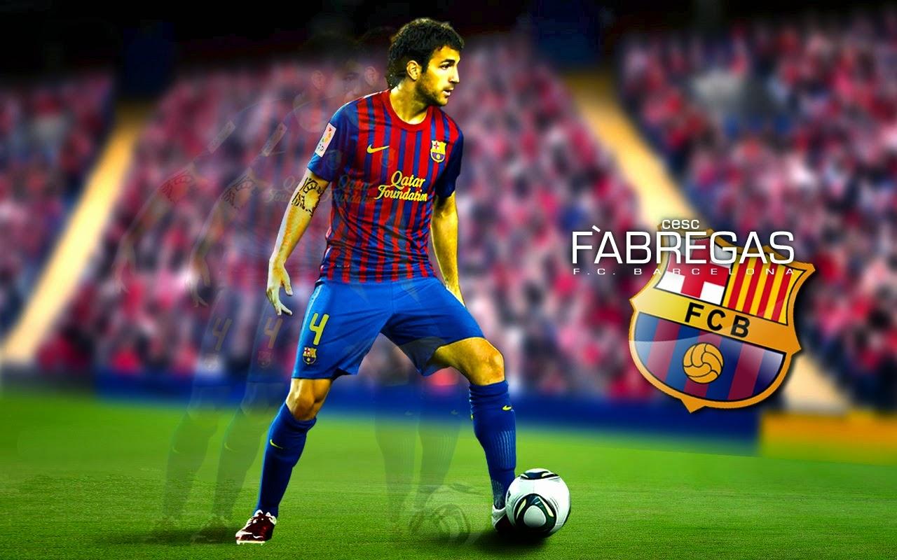 FC Barcelona Player Wallpaper 2014