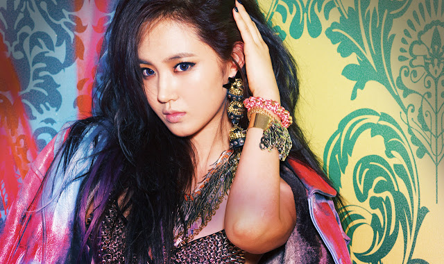 SNSD Yuri I Got A Boy Wallpaper